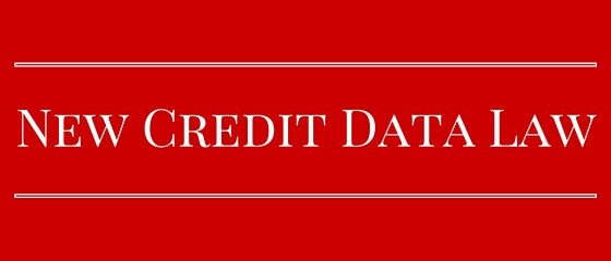 Credit Data Law