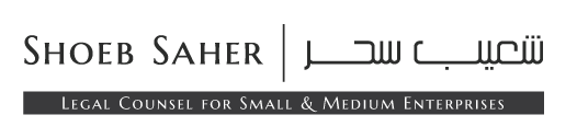 Shoeb Saher - Corporate & Commercial lawyer