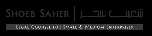 Shoeb Saher - Corporate & Commercial lawyer