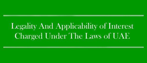 """Introduction The Legal regime in the United Arab Emirates is primarily Sharia based. While seeking monetary claims, it is important to consider how the claim of interest should be considered to fit in within the laws of the United Arab Emirates (""""UAE""""). Whenever the question of a right to claim interest arises, a lot of confusion revolves around this topic. Another question that remains unresolved is how in commercial debt the interest should be calculated and claimed on outstanding payments. Sharia Law of UAE lays a prohibition on all roots of unjustified embellishment and dealings which contain exorbitant risk or speculation (riba). It is inclusive of interest of any kind. UAE introduced Federal Law No. 14 in 2018 on Central Bank and Organisations of Financial Institutions and Activities (""""New Banking Law"""") which has simplified the position and role of the Central Bank of UAE's (""""UAE Central Bank"""") with respect to charging compound interest on credit and lending facilities by the banks and other financial institutions in practice. This article postulates the relevant provisions of the New Banking Law and extensive developments in the Laws of UAE. The article highlights the provisions in the context of laws and developments which gave transparency to banks, contracting parties, and financial institutions on the procedure of charging interest. Legal advice from the lawyer or the law firm in the UAE should be obtained on any specific matter. Sharia Law Express prohibition is laid down on interest payment in Sharia Law ('riba'). The interest here means compound or simple. The intent behind this provision is the elimination of abuse and biased endowment of parties in personal transactions as well as business. UAE Penal Code does reflect the fundamentals of concerned Sharia Law. It postulates that charging exploitive and unreasonably high interest shall be a criminal offence punished with a fine and/or imprisonment. The term used here is called """"usury"""" This concept of R"""